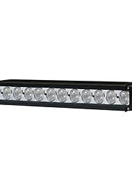 1 шт высокого качества 27 '' 120w СИД CREE свет бар одного грузовика рядка свет водить бар IP68 светодиодные бар