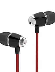 UiiSii U5 In-Ear Earbuds Earphones with Stereo Sound Noise-isolating Mic Control for Smartphone