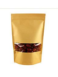 saco de vedação alimentos cereal porca kraft