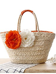 STYLE-CICI® Femme Paillette Cabas Beige / Bleu / Jaune / Orange / Fuchsia-37293003664