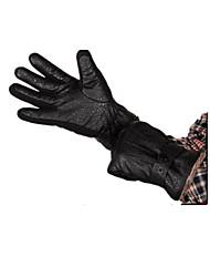PU gants chauds épais des hommes glissent en plein air gants équitation moto voiture électrique