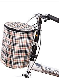 Bolsa de BicicletaBolsa para Guidão de Bicicleta Á Prova-de-Água Bolsa de Bicicleta Lona Bolsa de Ciclismo Ciclismo 15CM*15CM*30CM
