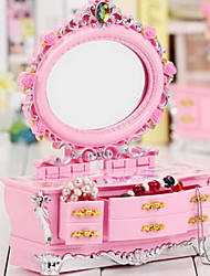 Fashionable Dresser Music Box