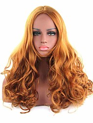 High Quality Woman's Wave Synthetic Wigs