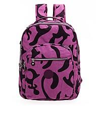 Sports Casual Shoulder Bag Women Nylon Multi-color