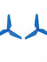 SYMA X5C SYMA Propellers / Parts Accessories RC Airplanes / RC Quadcopters Red / White / Blue PET