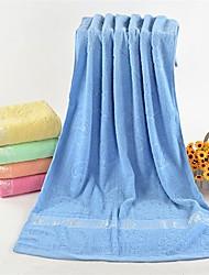 """100% хлопок-55*27"""" (140*70CM)-Окрашенная пряжа-Банное полотенце"""
