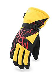 любителей спорта на открытом воздухе мотоцикл езда хлопка альпинизма лыжные перчатки
