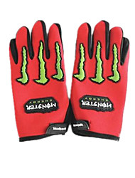 Bicycle Racing Motorcycle Full Finger Gloves Slip Sleeve UV Breathable Wear Off-Road