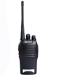 baiston bst-688 5w 16 canais walkie-talkie 400.00-470.00mhz - preto