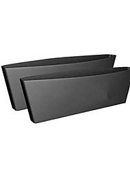 fournitures automobiles boîte fente pour carte d'emplacement de stockage de la chaise de voiture gant de stockage du compartiment