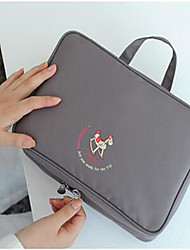 Women PU Formal Carry-on Bag Blue Green Red Gray