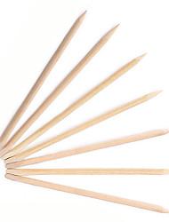 beauté manucure bois signe signe clou cuticule trimmer