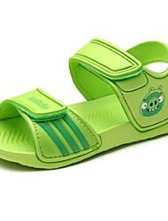 Sandálias(Colorido) - deMENINO-Conforto / Bico Aberto / Sandálias