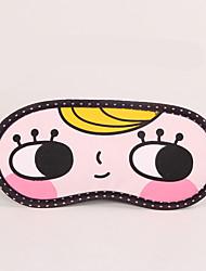 Тип путешествия спальный маска для глаз 0016 поддельные глаза охлаждающий гель