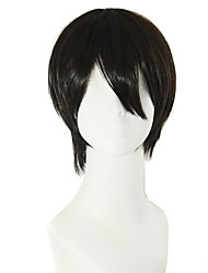 Grave Notes Kylin Zhang Universal Anime Cos Become Warped The Male Short Straight Hair