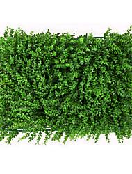 1 Филиал Пластик Pастений Цветы на стену Искусственные Цветы 60x40cm