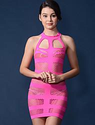 LIERMEI® Women Nylon Chemises & Gowns-50098#