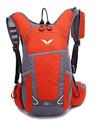 30 L Wasserdichte Dry Bag / Rucksack Camping & Wandern Wasserdicht andere