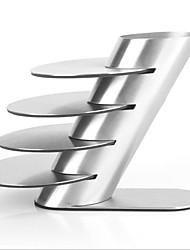 из нержавеющей стали металла каботажное чашка кружка колодки посуда чашка площадку Placemat чаша напитков подставки 4шт / много