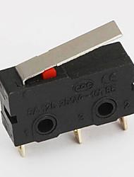 kw12- маленький микро движение концевой выключатель короткая ручка