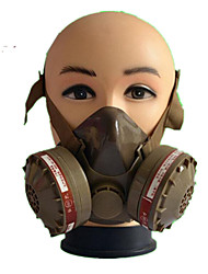 Double Tank Respirator Respirator For Preventing Respiratory Protection By Paint Industry Labor Masks