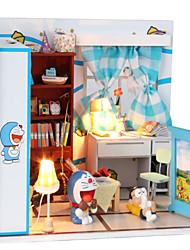 idées cadeaux cabane bricolage chambre de rêve nobita doraemon