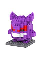 poche peu abs monstre Gengar super mini blocs 120 pièces de diamant