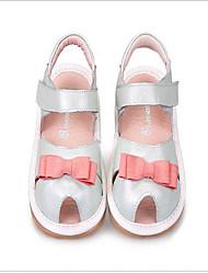 ДЕВУШКА-Сандалии(Белый / Кожа) -Удобная обувь / Сандалии