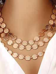Damen Halsketten Harz Böhmen-Art Modeschmuck Schmuck Für Party Alltag Normal