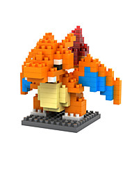 poche peu abs monstre Charizard super mini blocs 120 pièces de diamant