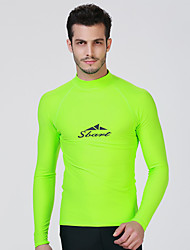 SBART Men's  Diving Suit  / Anti-Eradiation / Shockproof / Soft / smooth / Compression / Comfortable /