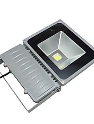 80W Projecteurs LED 7200-8000 lm Blanc Chaud COB AC 85-265 V 1 pièces