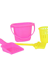 Puppenzubehör, Requisiten Requisiten Kit Reinigungswerkzeug-Hersteller Großhandel sauber vier Sätze Reinigung