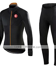 KEIYUEM®Others Spring/Summer/Autumn Long Sleeve Cycling Jersey+long Tights Ropa Ciclismo Cycling Clothing Suits #L37
