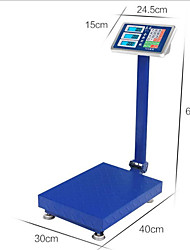 150kg Precision Electronic Scales, Maximum 300 Kg, Folding (150kg 30x40x70cm 0.6mm Disk (Embossed Sheet)