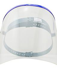 Oil Splash Transparent Protective Masks Headset Plexiglass Protective Masks