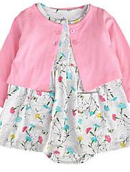 Female Bao Baochun summer dress jacket dress jacket two sets