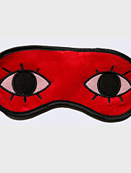 Mask Inspired by Gintama Okita Souji Anime Cosplay Accessories Mask Red Corduroy Male / Female