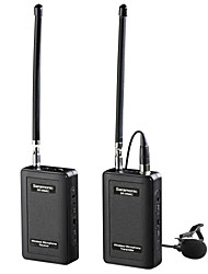 SR-WM4C Noir AAA battery microphone studio