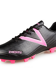 Men's Shoes Synthetic Athletic Shoes Soccer Lacing Black / Blue