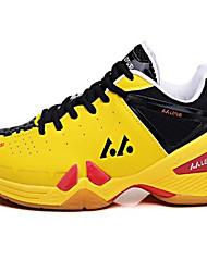 Sapatos Interior Unissex Amarelo / Vermelho / Verde Claro PVC