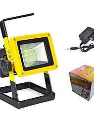 Iluminação Lanternas LED / Lanternas e Luzes de Tenda LED 800 Lumens 3 Modo LED 18650.0 Prova-de-Água / Recarregável / EmergênciaCampismo