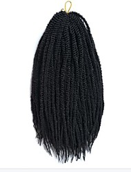 "New Style Senegalese Braid 16"" 95G  Crochet Havana Mambo Senegalese Twist Braid Cubic Senegalese Braid Kanekalon Fiber"