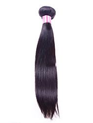 1шт / много хорошее качество Малайзии дешевые девственница человека волосы сотка