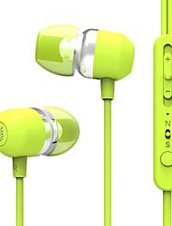 UiiSii UiiSii U3 Hallójárati fülhallgatók (in-ear)ForMédialejátszó/tablet / Mobiltelefon / SzámítógépWithMikrofonnal / DJ / Hangerő