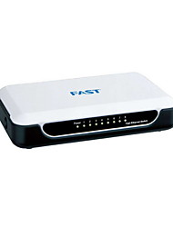 FAS FS08 10Mbps/100Mbps 7 Lan Fast Ethernet Router Desktop Ethernet Switch
