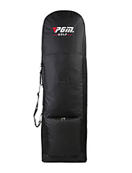PGM Men's Golf Travel Bag Wheeled Travel Cover Waterproof Portable Wheeled Lightweight