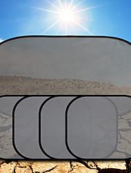Sol, Calor de verão isolamento uv 5 conjuntos de sombra de vidro