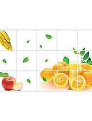 Floral / Forme Stickers muraux Stickers avion Stickers muraux décoratifs,pvc Matériel Amovible / Repositionable Décoration d'intérieur